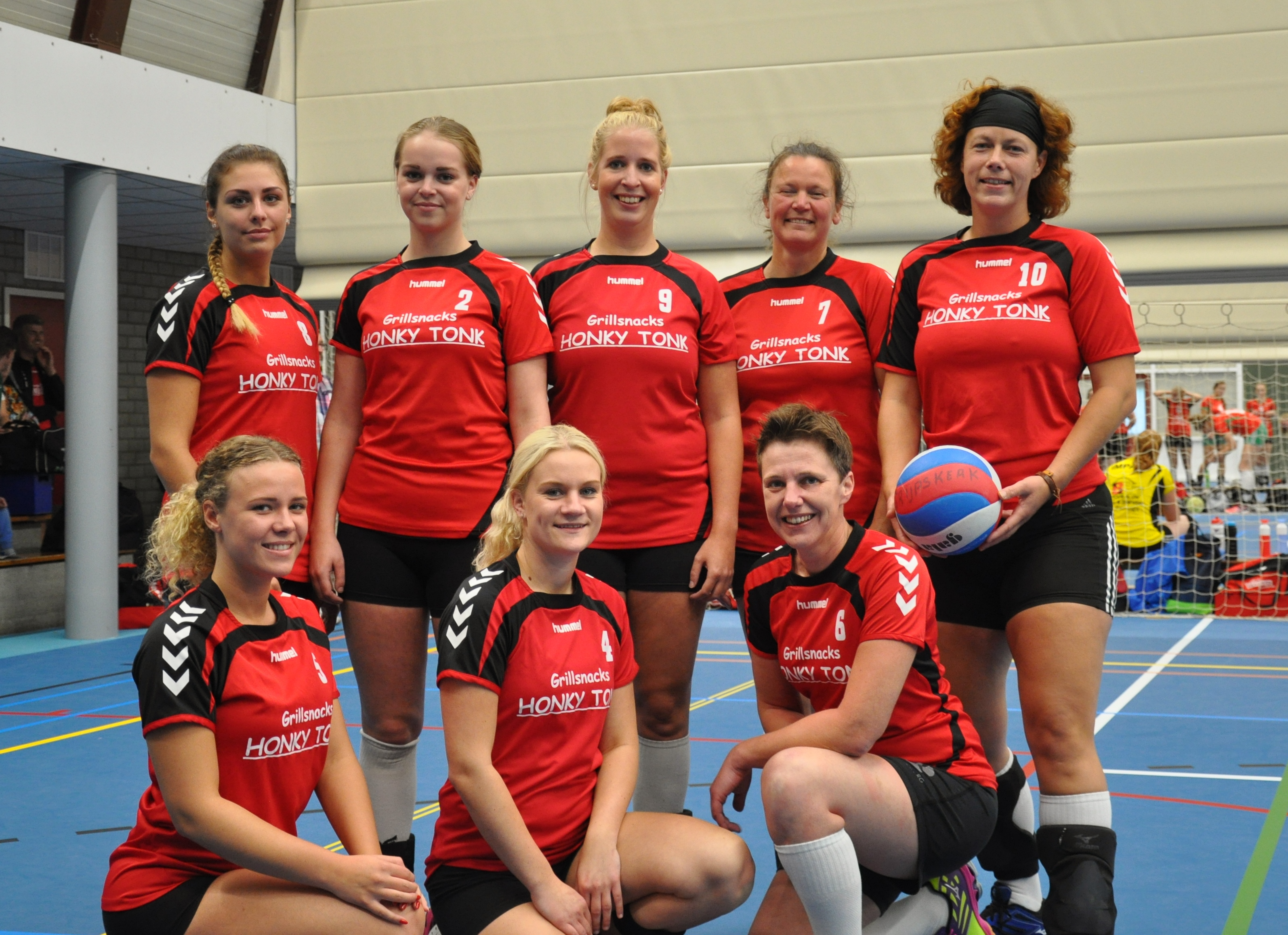teamfoto dames 3