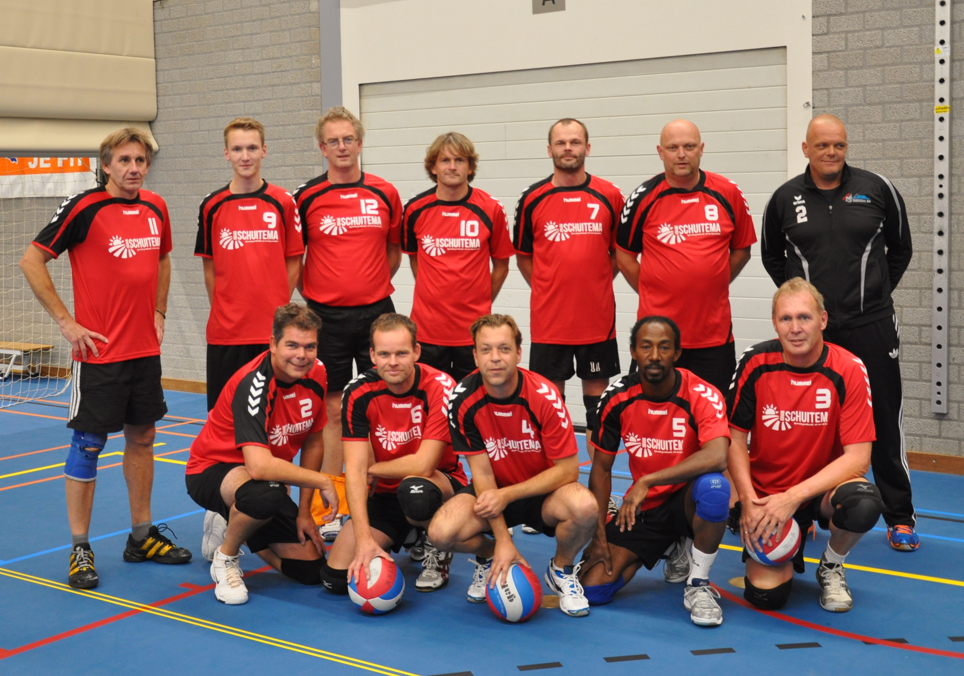 teamfoto heren 2